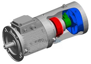 Электродвигатель АДЧР, ЧРП для частотного регулирования