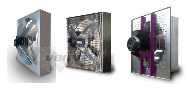 Вентиляторы ВО 220В осевые оконные поставки и подбор