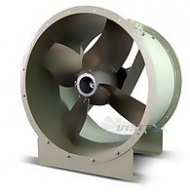 Вентилятор осевой ВОК 220В