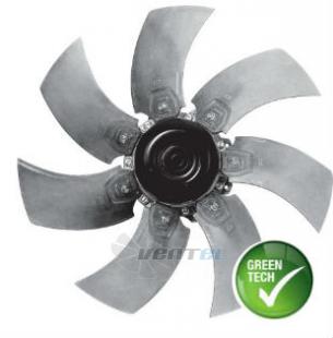Энергосберегающий EBMPAPST 650, A3G, S3G, W3G каталог