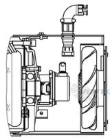 Конструктивная модификация электроэлектродвигателя ДАР. Рисунок 3