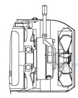 Конструктивная модификация электроэлектродвигателя ДАР. Рисунок 4