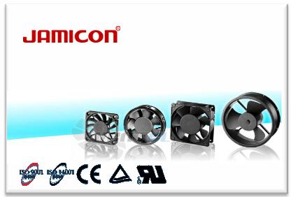 Вентиляторы jamicon для охлаждения электроники