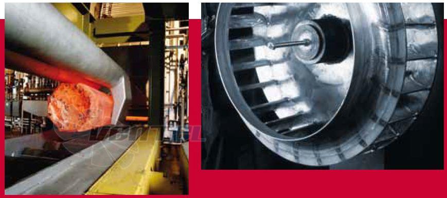 Вентиляторы Piller высокотемпературные для печей