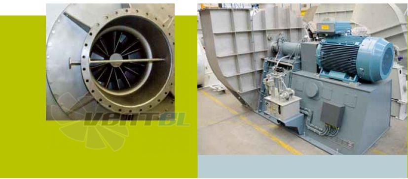 Вентиляторы механической рекомпрессии