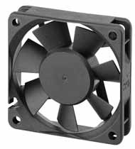 вентилятор KDE1206 60x60x15