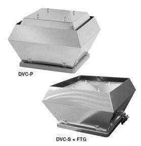 Вентилятор EC Systemair DVC 560-P