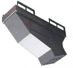 Воздушно-тепловая завеса Тепломаш с водяным источником тепла КЭВ-220П8010W