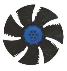 Ziehl-abegg Axial Fans FE2owlet FN 250 мм каталог