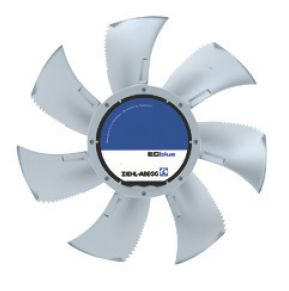 Осевой вентилятор Ziehl-abegg FN063-ZIQ.GG