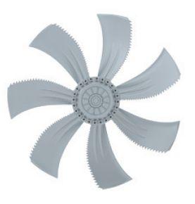 Осевой вентилятор Ziehl-abegg FN071-ADA.6F.A7P1
