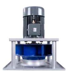 Вентиляторный агрегат Ziehl-Abegg GR-C