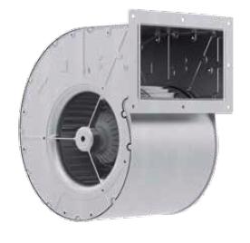 Центробежный вентилятор Ziehl-abegg RD-S