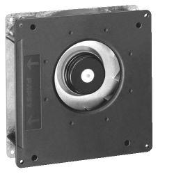 Вентилятор радиальный EBMPAPST RG125 DC 12B