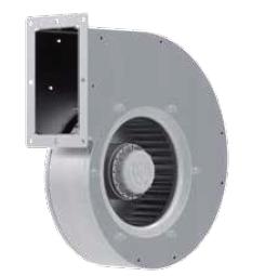 Центробежный вентилятор Ziehl-abegg RG-S