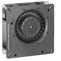 Вентилятор радиальный EBMPAPST RG90 DC 12B