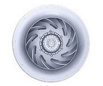Центробежный вентилятор Ziehl-abegg RH-E