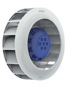 Центробежный вентилятор Ziehl-abegg RH-L