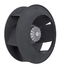 Центробежный вентилятор Ziehl-abegg RH-Vpro