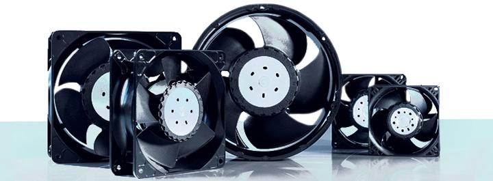 Вентиляторы EBMPAPST компактные