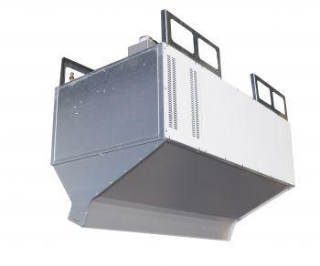 Газовая воздушнно-тепловая завеса Тепломаш КЭВ-100П7040G, завеса Тепломаш