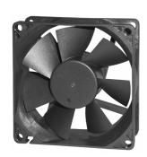 Вентилятор Jamicon JF0825B1UR00 постоянного тока