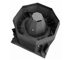 Вентилятор крышный КРОВ6
