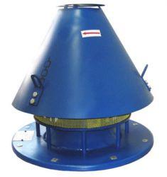 Вентилятор крышный ВКР купить и поставить по России