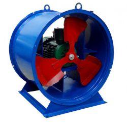 Вентилятор ВО 30-160 осевые