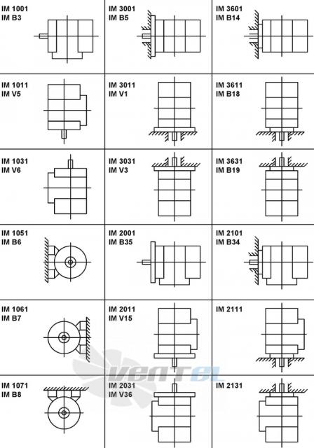 Возможные модификации ELDIN A71A2