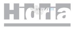 idra R09T, R09X с обратно загнутыми лопатками 190-250 мм