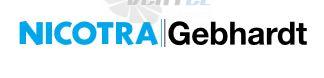 Вентилятор Nicotra Gebhardt DDM 7/7 типразмер 199 мм