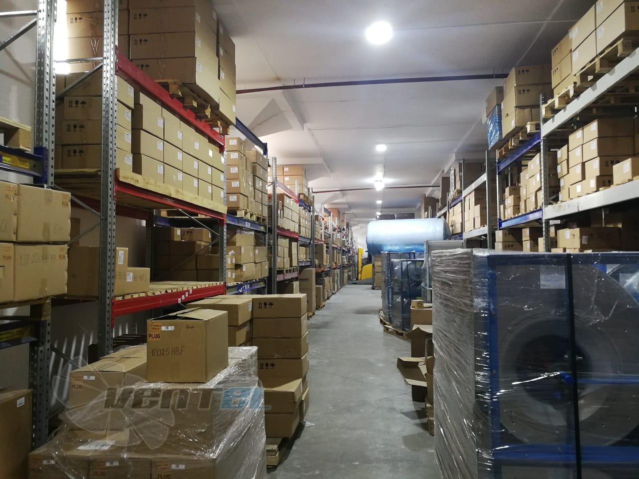 Новый удобный склад ООО ВентЭл