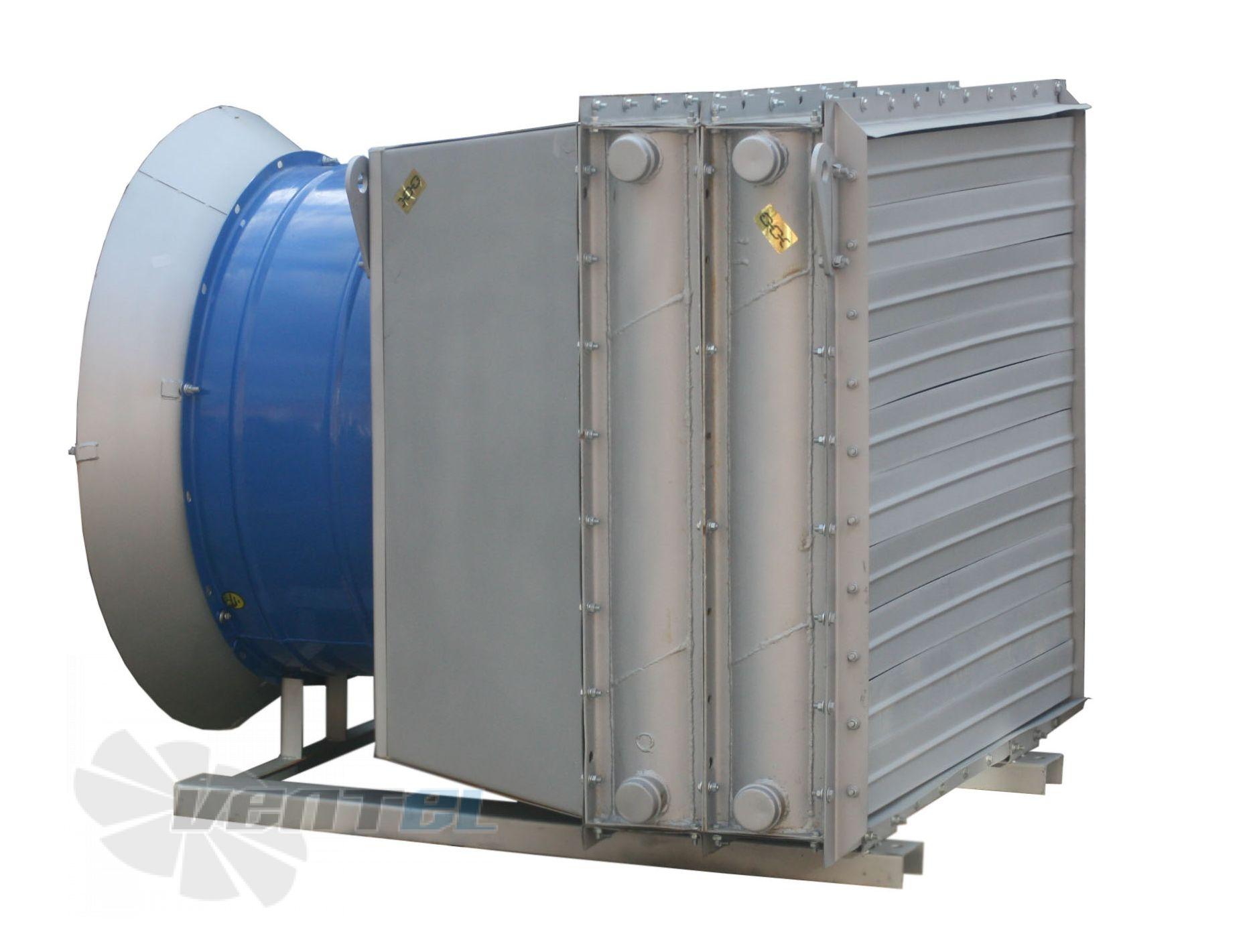 Агрегат воздушно отопительный