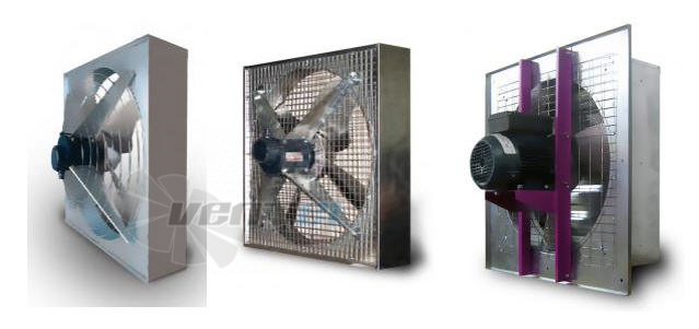 Вентиляторы ВО 380В осевые оконные поставки и подбор
