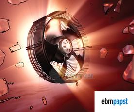 ebm-papst осевые вентиляторы AxiEco Protect