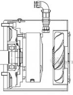 Конструктивная модификация электроэлектродвигателя ДАР. Рисунок 6