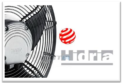 Осевые вентиляторы Hidria