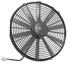 Осевой автомобильный вентилятор Spal 12В купить
