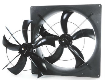 Осевой вентилятор Ziehl-abegg FE045-4EA.4I.A7