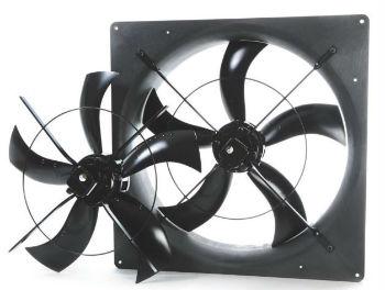 Осевой вентилятор Ziehl-abegg FE031-4DA.0C.A7