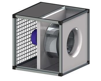 Кухонный вентилятор FMBT 400 D K2