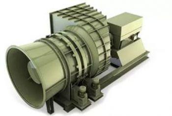 Вентилятор ВО-12АР реверсивный осевой