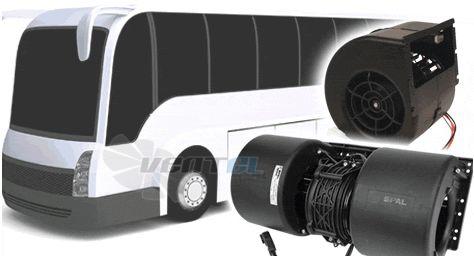 автомобильный вентилятор Ebmpapst 12B, 24B купить