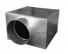 Адаптер воздуховод из оцинкованной стали