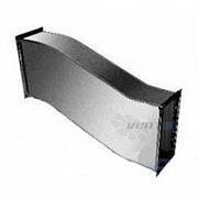 Утка воздуховод из оцинкованной стали