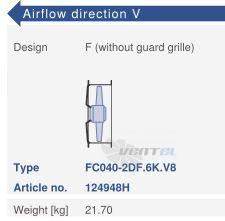 Цена Ziehl-abegg FC035-2DF.6K.V8