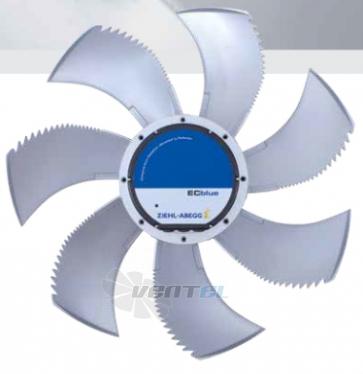 Осевые вентиляторы Ziehl-abegg купить